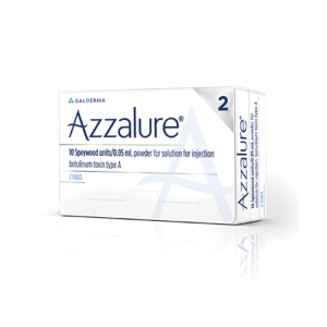 Azzalure 125 Speywood units - Dual Pack - Botulinum Toxin Type A Single